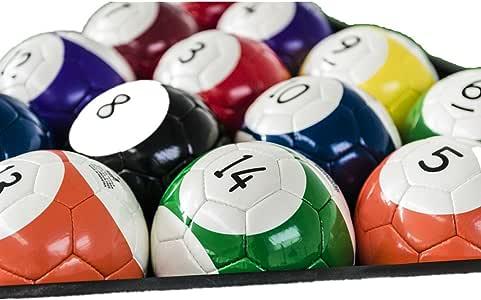 Lot de 16 ballons 2# pour Snookball: Amazon.es: Deportes y aire libre