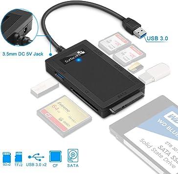 Adaptador de Disco Duro SATA de USB a SSD/2.5