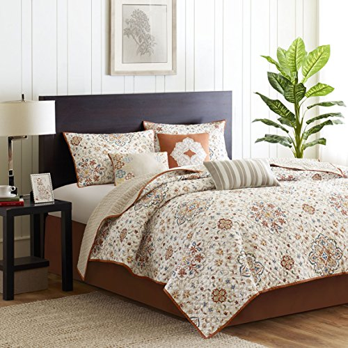 com home piece quilts paige set dp amazon kitchen comforter quilt aqua madison park queen