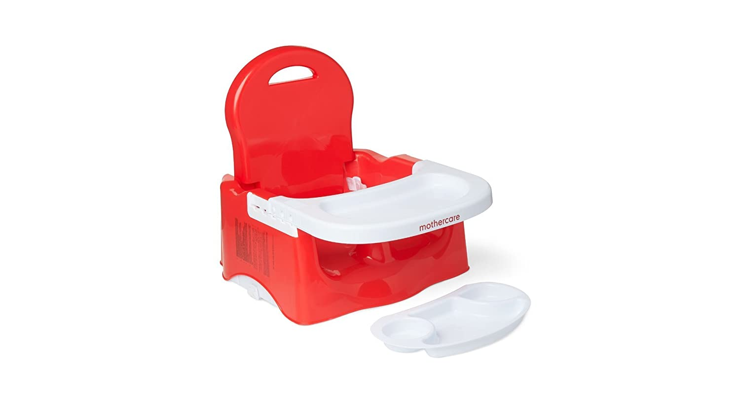 Mothercare Creative Booster with Tray (Red) 631687