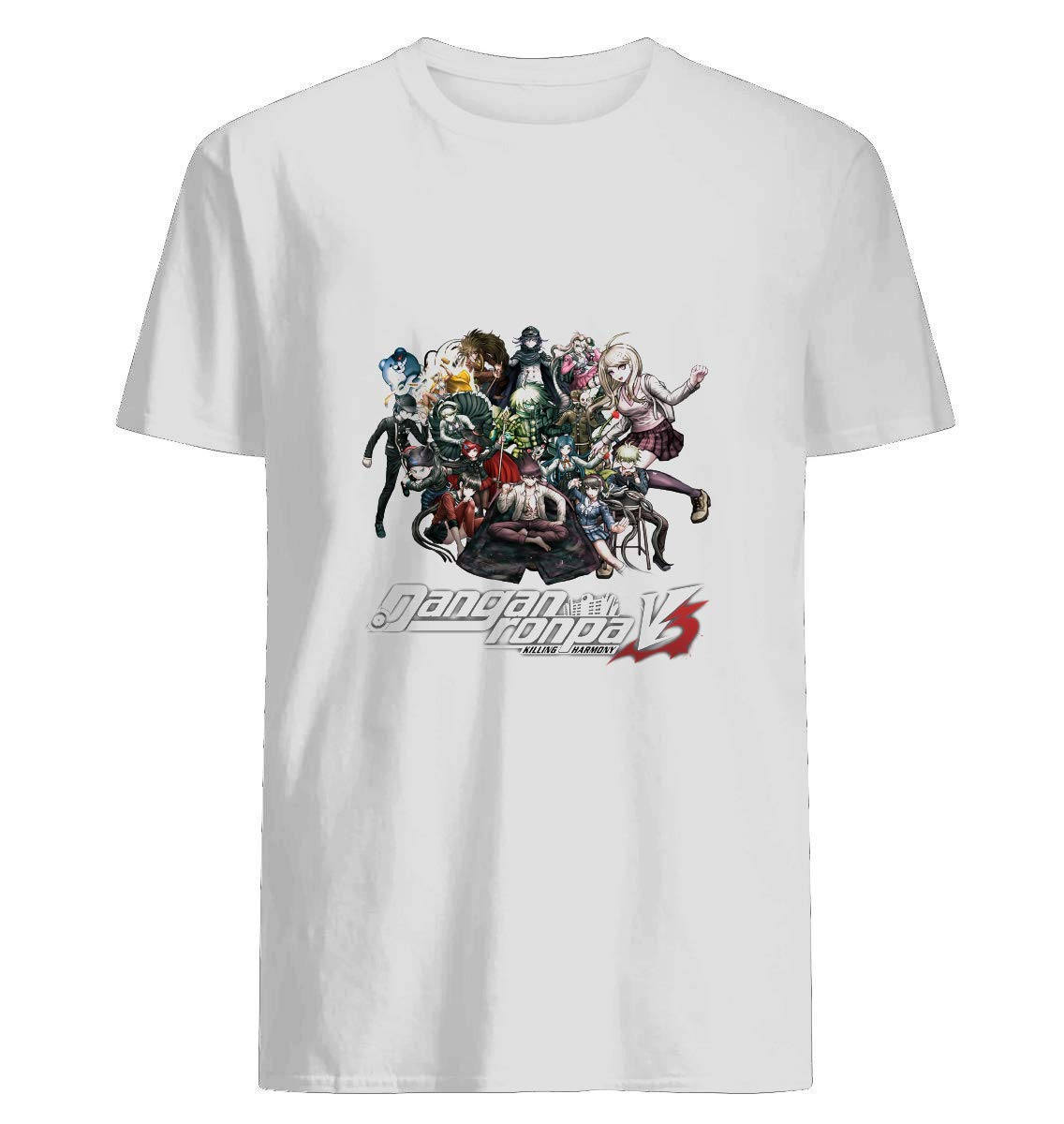 Danganronpa V3 Cast Shirts