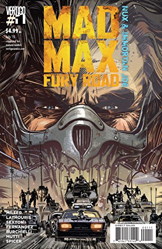 Mad Max: Fury Road - Nux & Immortan Joe, No. 1