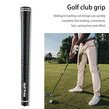 Ritapreaty Golf Club Grip, Golf Rubber Grip Caña de Pescar ...