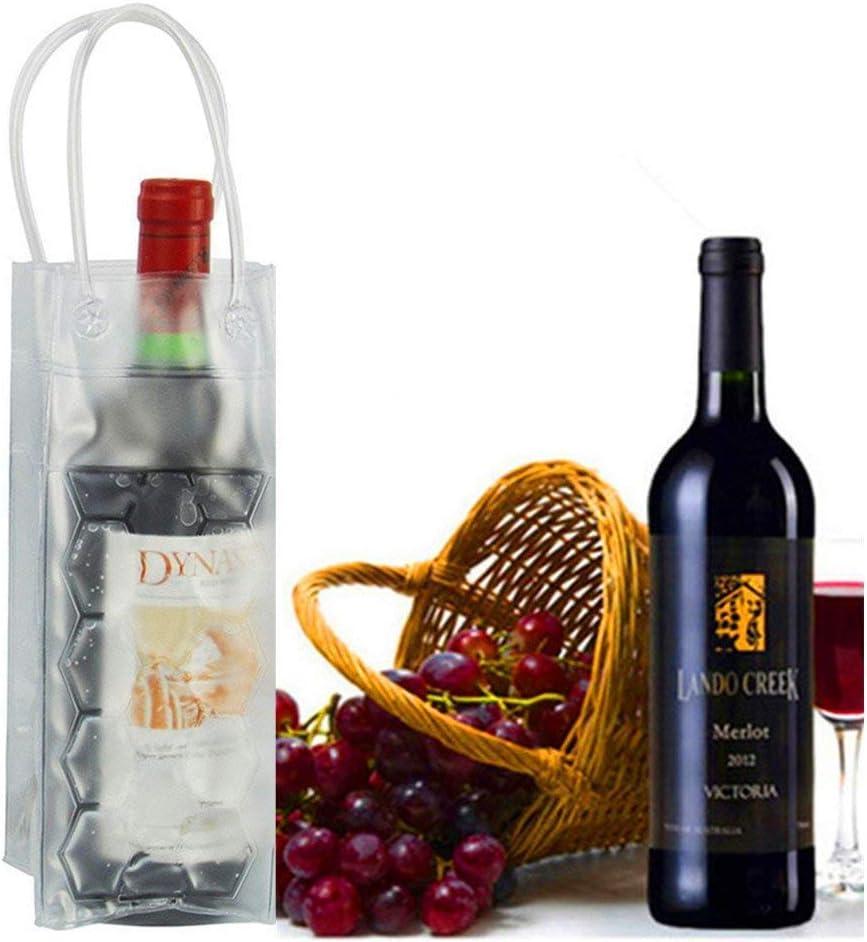 mexidi enfriador de vino bolsa plegable portátil enfriador de ...