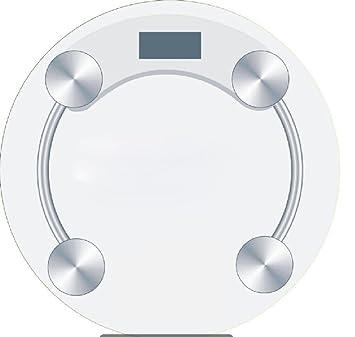 Ronda De Balanzas De Cocina Electrónica Escala De Las Personas De Peso Saludable: Amazon.es: Hogar