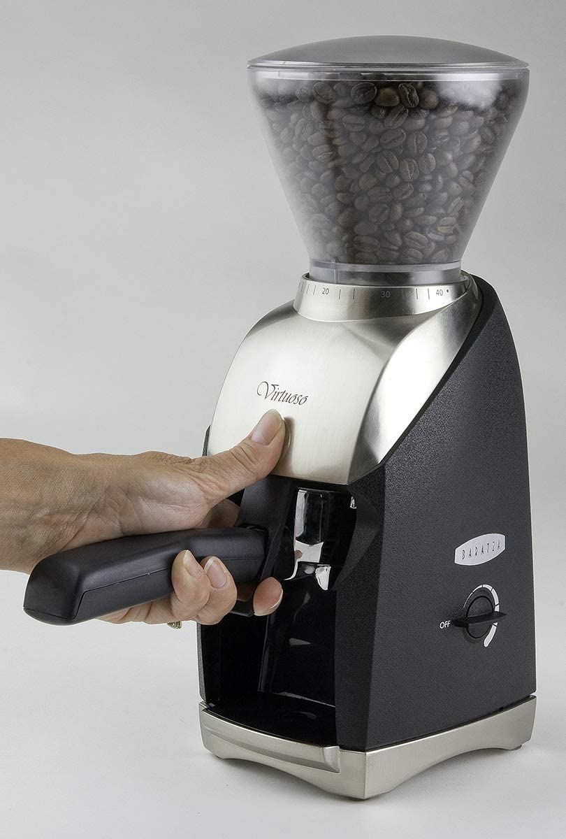 Baratza Virtuoso Coffee Grinder Reviews