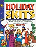 Holiday Skits, Tom Boal, 0830717781