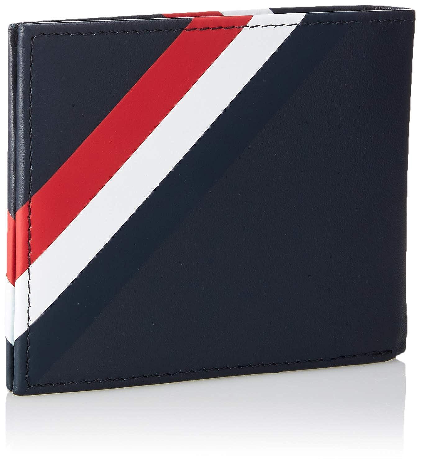 4546 Corporate Tommy Hilfiger PORTAFOGLIO Corporate Mini CC Wallet Uomo Mod