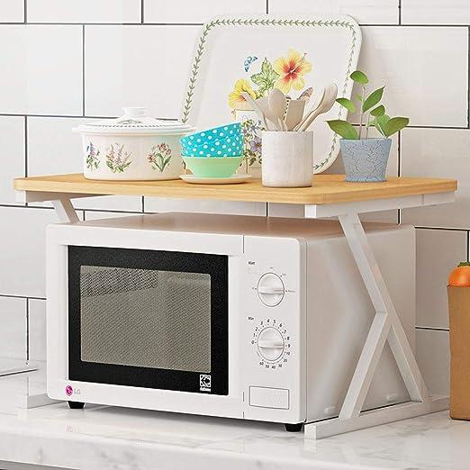 Estante de horno de microondas, estante de horno de microondas ...