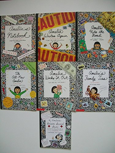 (Amelia Series (Set of 7) Boredom Survival; All-New Amelia; Works It Out; Family Ties)
