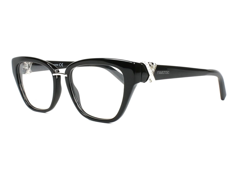Eyeglasses Swarovski SK 5251 001 shiny black