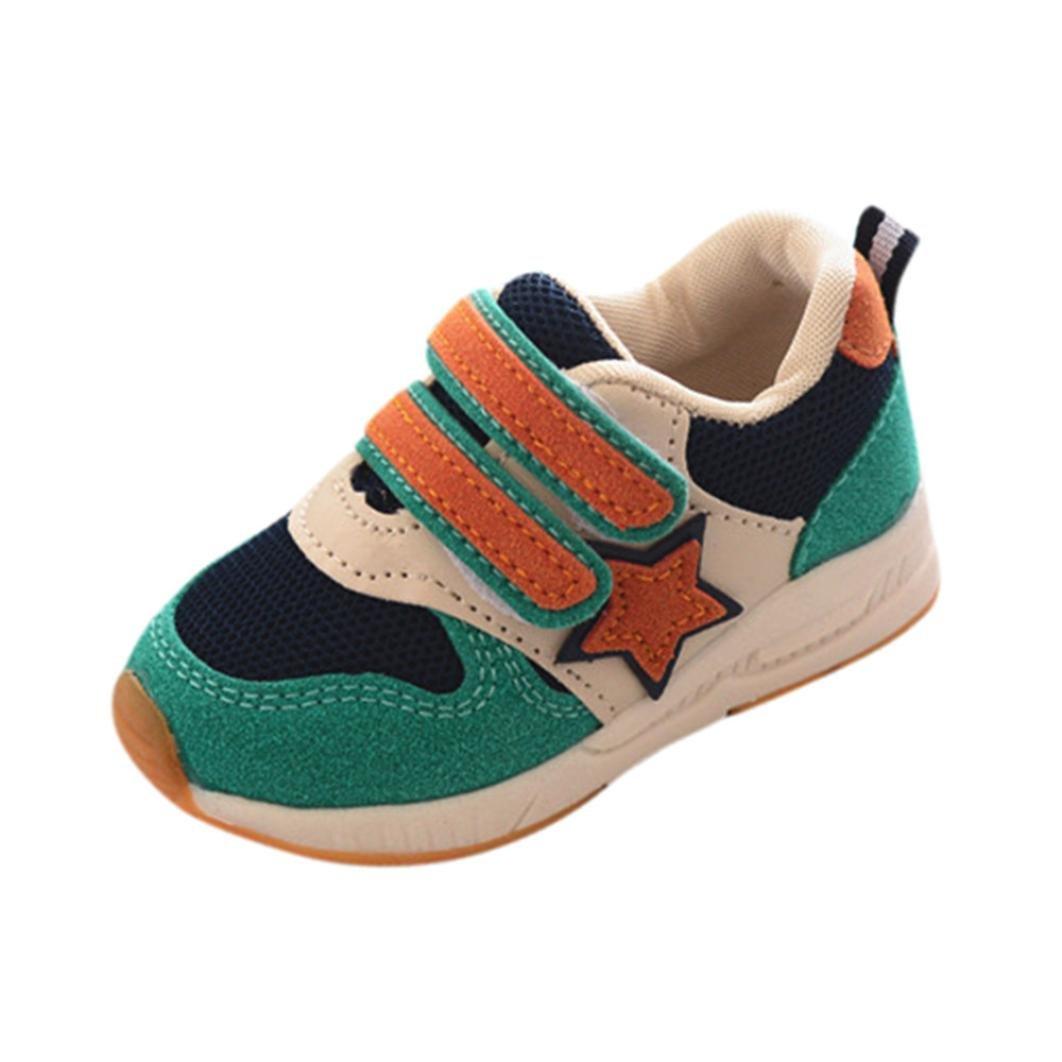 cinnamou Babyschuhe Unisex-Kinder Sneakers Jungen M/ädchen Sneaker Outdoor Schuhe Jungen Turnschuhe Laufschuhe Schn/ürer Freizeit Schn/ürer Sportschuhe Sneaker