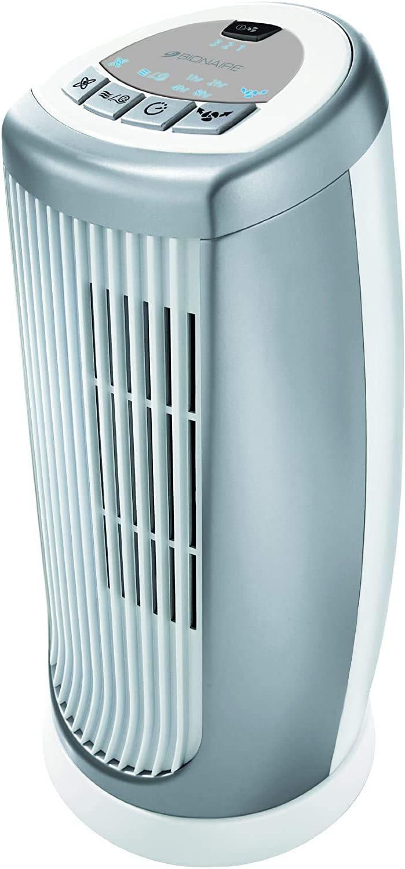 Bionaire BMT014D Mini ventilador de torre oscilante con ...