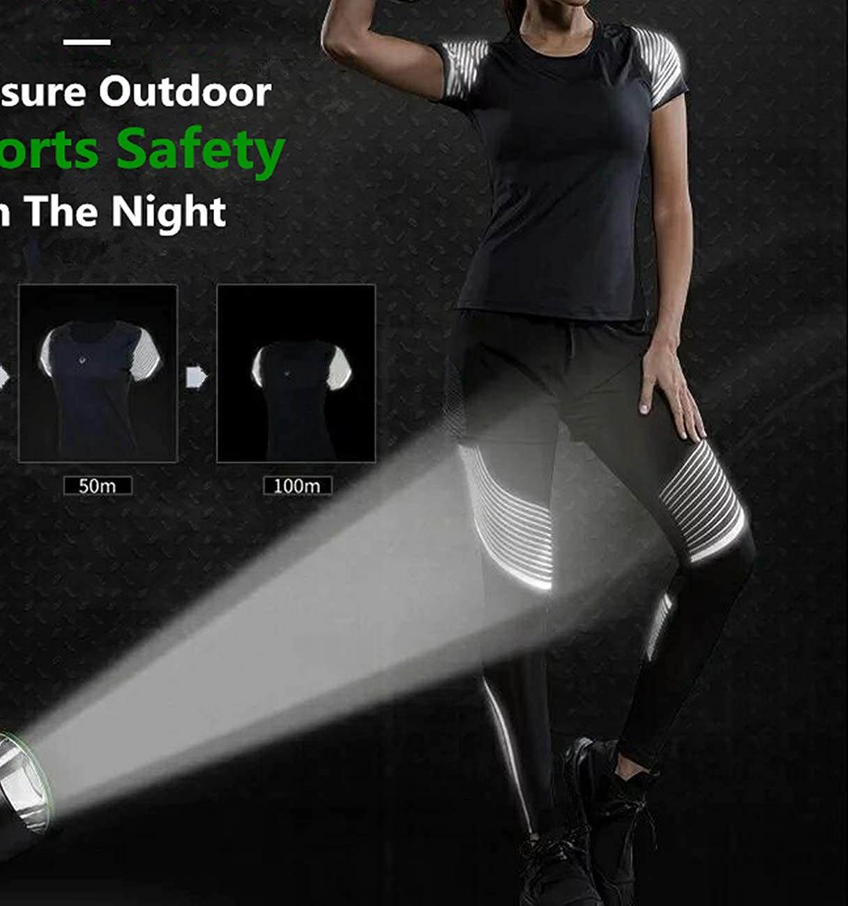 Womens Yoga Clothes Set Running Tights Sportswear Quick Dry