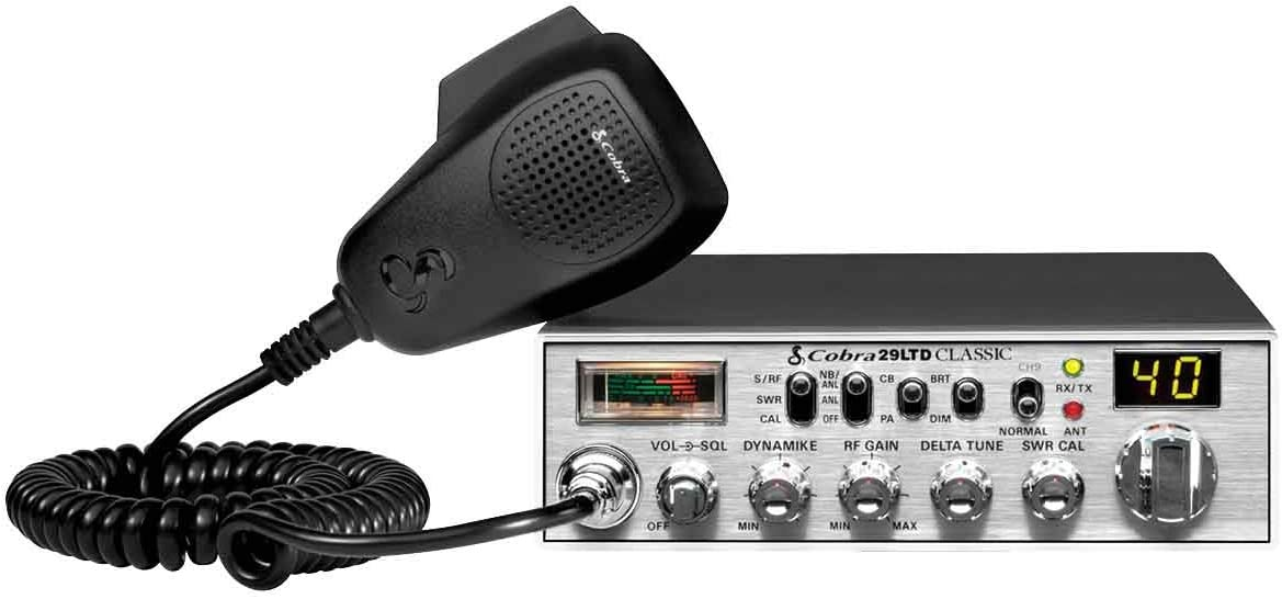 Cobra 29LTD Professional CB Radio