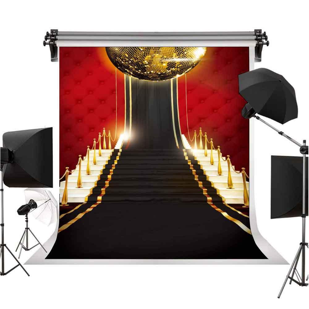 レッドチャーチ グローリー 背景 写真 背景 パーティー 写真 装飾 6x9フィート STS LXST429   B07M9ZYHP2