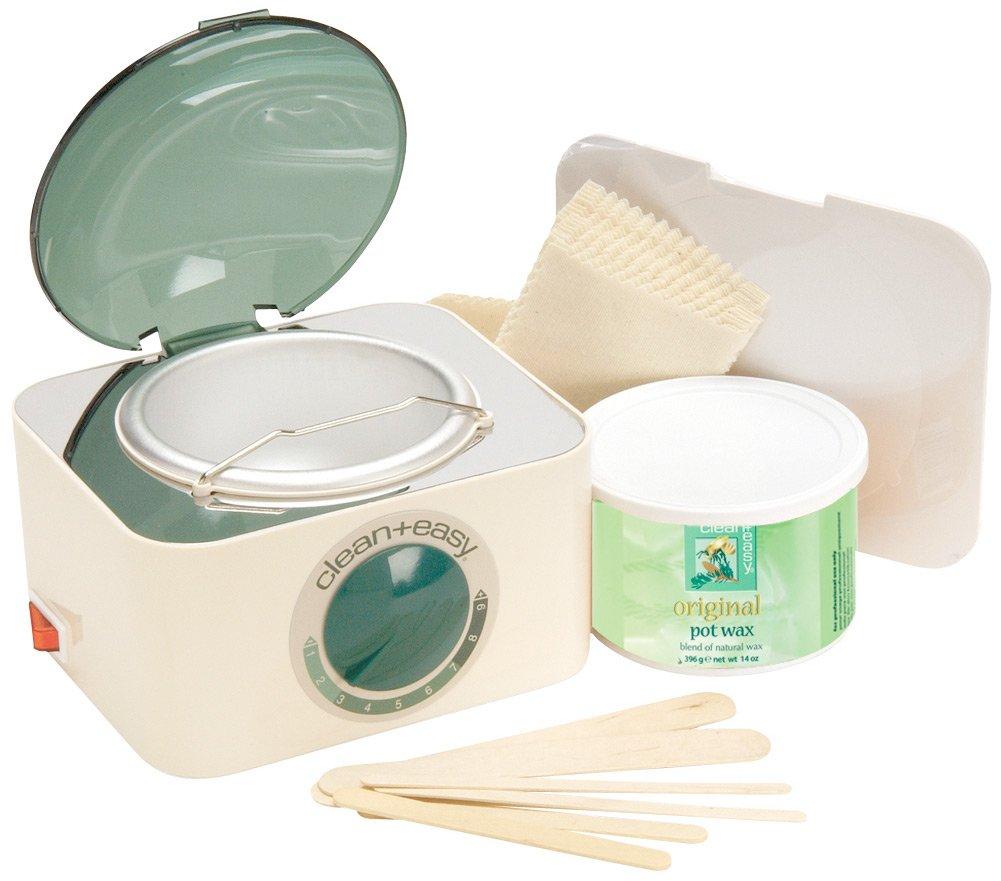 Clean & Easy Pot Wax Kit