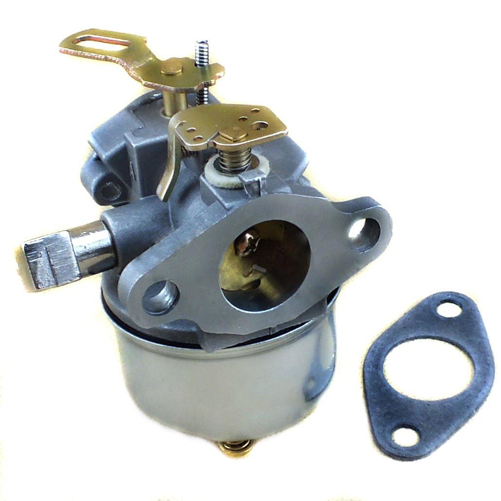 Tecumseh 640298 Carburetor For Ohsk70 Oh195sa 55hp Diagram Parts List Model H6075506n Tecumsehparts All 7hp Snowblower Models Automotive
