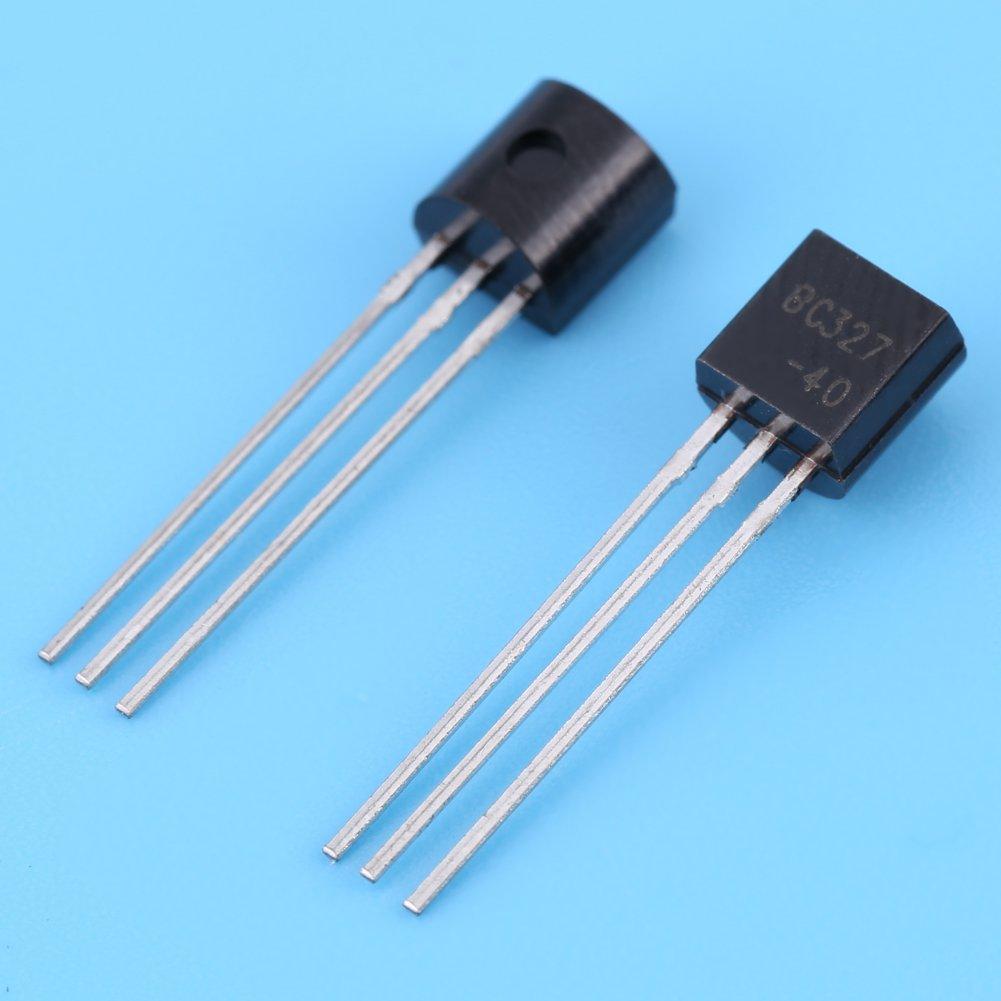 960pcs Three Pin Transistors 24 Values BC327-S9015 PNP Silicon Transistors Assortment Set