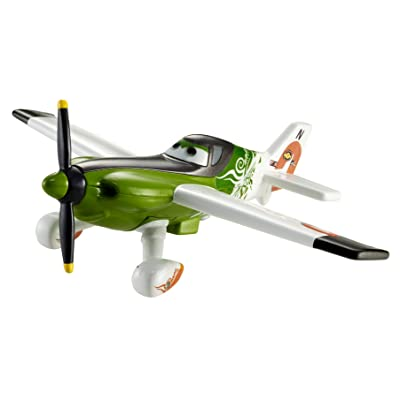 Disney Planes Ned Diecast Aircraft: Toys & Games