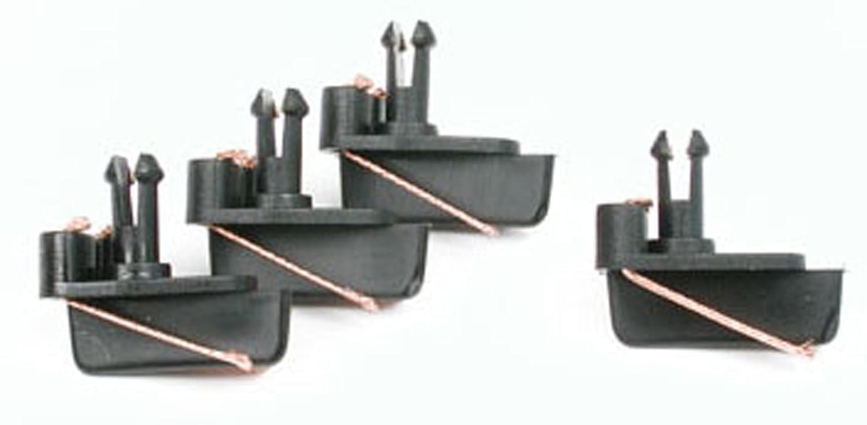 Ninco - Guía con trencillas (4 unidades) [importado de Alemania] 224 80104