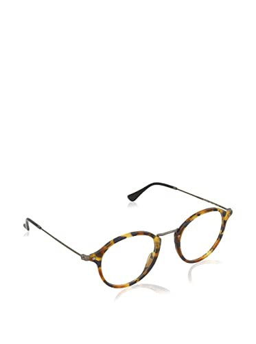 d4f9ce0cb37 Amazon.com  Ray-Ban Eyeglasses RX2447V 5493 Green Havana 47 21 140 ...