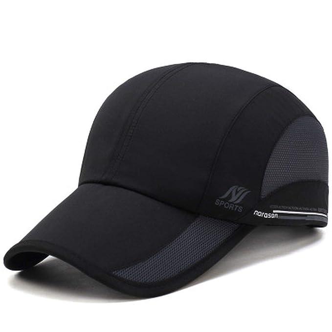 0c044b61984e6 2019 Fast-Drying Baseball Cap New Spring Summer Hats Caps Men Outdoor Caps  Mens Baseball