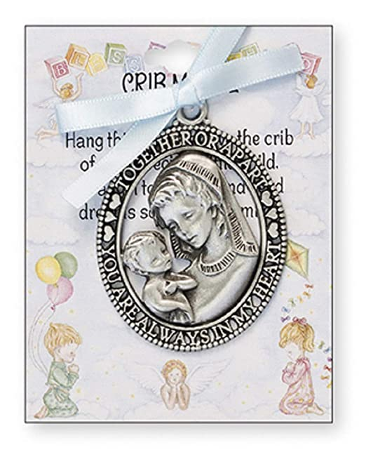 Cuna Para Regalos De Baby Shower Nino.Medalla De Cuna Con Texto En Ingles Sentiment Words Cinta