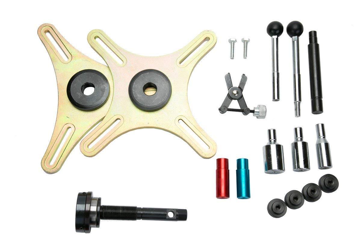 KIT COMPRESOR/CENTRADOR DE EMBRAGUES SAC (para montaje y desmontaje de embragues SAC): Amazon.es: Bricolaje y herramientas