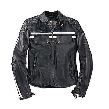 0a0499578dd149 Giacca Giubbotto Uomo Donington Moto Belstaff Colore Nero in Vitello, L:  Amazon.it: Auto e Moto