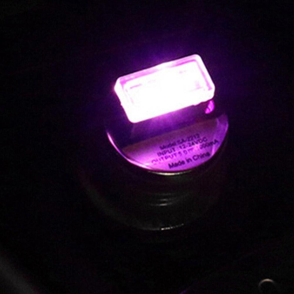 Wireless Luce LED Universale Mini USB Caoly per Interni Auto e casa