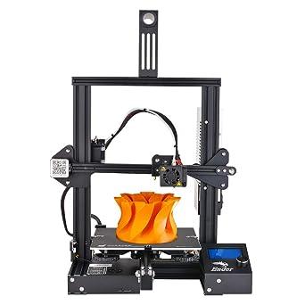 Nidouillet Creality Ender-3 Impresora 3D, bricolaje con impresión ...
