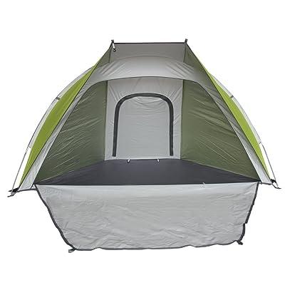étoile Maison Tente de plage Camping Abri Soleil 2personnes tentes