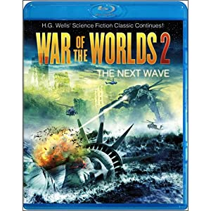 Cover Image for 'War of the Worlds 2: The Next Wave'