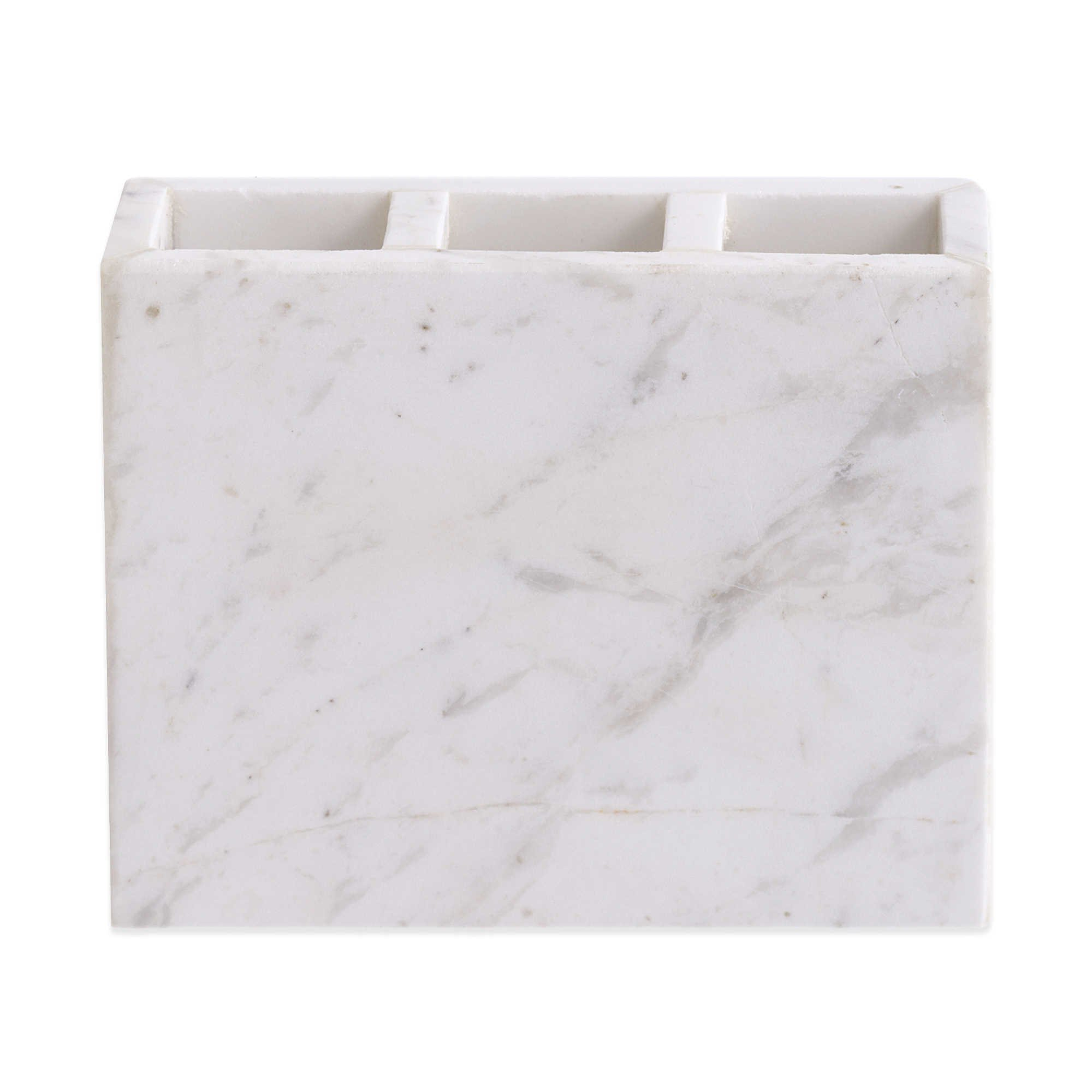 Camarillo Marble Toothbrush Holder