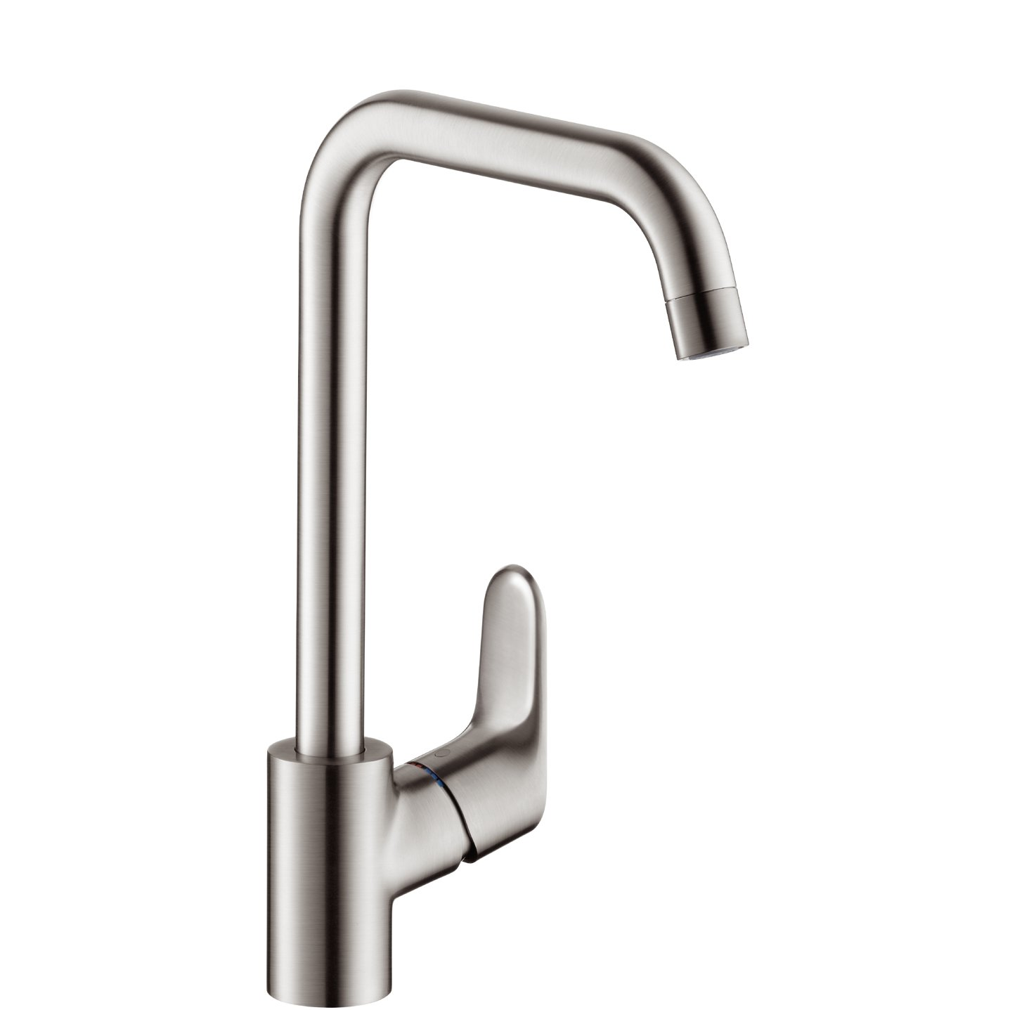 from faucet lever chrome handles axor hansgrohe montreux widespread in with pin