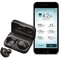 Jabra Elite Sport True Wireless Waterproof Fitness & Running Earbuds (Black)