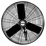 Best Air King Tower Fans - Air King 9025 24-Inch Industrial Grade Oscillating Wall Review