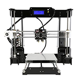 Anet A8 de m impresora 3d Kits, DIY 3d printer doble Boquillas de ...