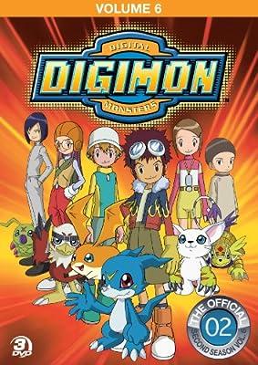 Digimon Adventure 6 [Reino Unido] [DVD]: Amazon.es: Cine y Series TV