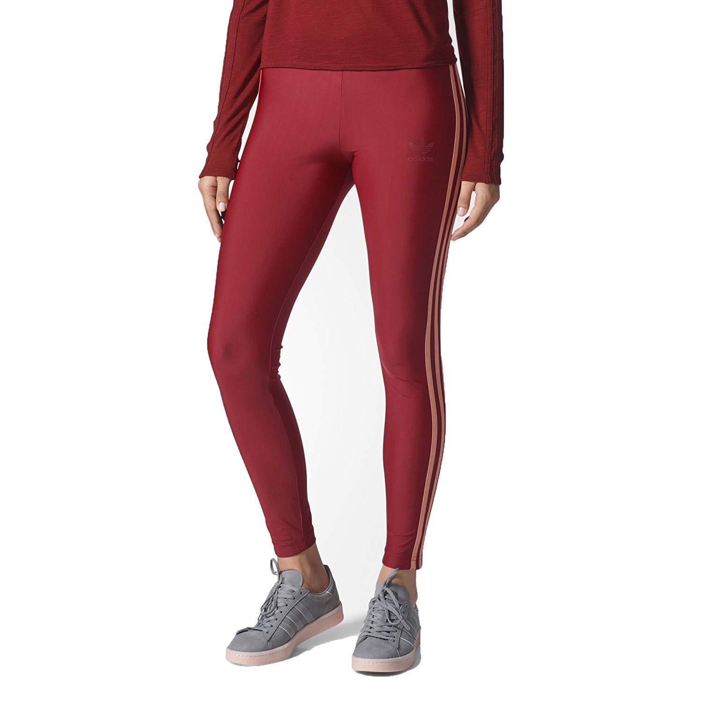 5630d5ebd adidas Women's Originals 3-Stripes Tights at Amazon Women's Clothing store:
