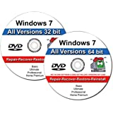 9th & Vine 2 DVDs Compatible With Windows 7 32-64 bit All Versions Professional, Home Premium, Ultimate, Basic. Install…