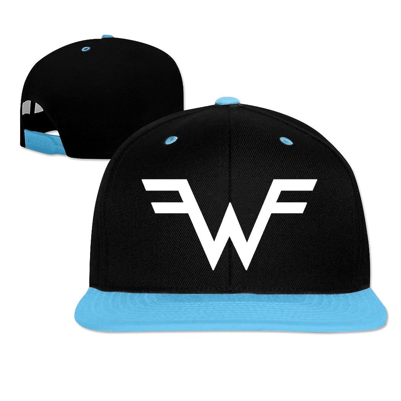 OB Snapback Clean Up Adjustable Baseball cap Weezer Band Logo Hip Hop Hat and Cap