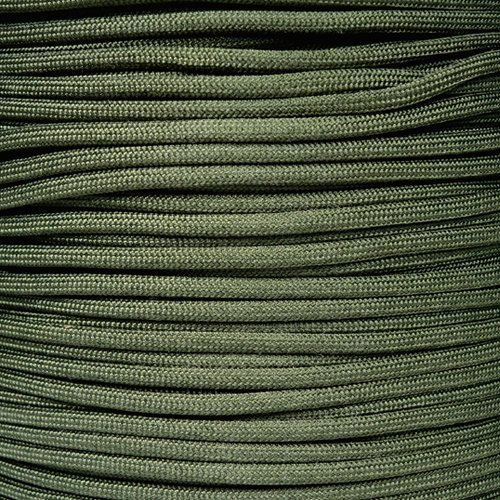 - Paracord Planet Titanium Series True 550 Military Specification Type III Parachute Cord Made with Genuine Authentic 7 Strand 100% Nylon 550 LB Tension Strength Mil Spec MIL-C-5040H Tactical Paracord - Multiple Colors & Lengths Available