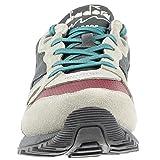 Diadora Mens N9000 USA Casual Sneakers, Grey, 10.5