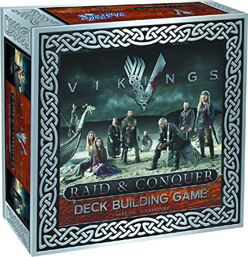 Vikings Raid & Conquer Game by High Roller Games
