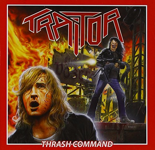 Traitor: Thrash Command (Audio CD)