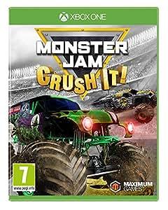 Monster Jam - Crush It by Maximum Games, Free Region - Xbox One
