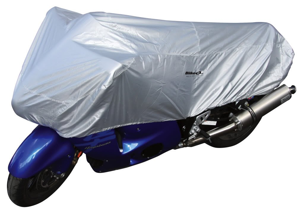 MOTORCYCLE TOP COVER LARGE FOR 750/1100CC Bike It