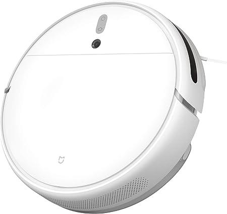 Xiaomi Vacuum Mop Robot Aspirador y Limpiador, 0.2 litros, Color Blanco: Amazon.es: Hogar